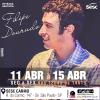 Filipe Dourado toca Choro | 11/abril/2016 à 15/abril/2016 às 12h45 | Sesc Carmo