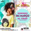 MC Soffia | 06/março/2016 às 15h00 | Sesc Itaquera